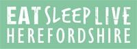 Eat Sleep Live Herefordshire logo